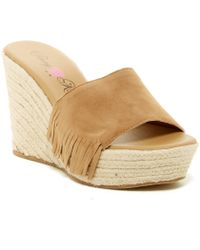 Penny Loves Kenny - Nest Wedge Platform - Lyst