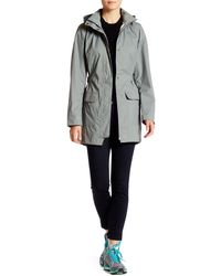 The North Face - Tomales Bay Raincoat - Lyst