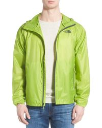 The North Face - Cyclone Windwall Raincoat - Lyst