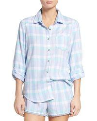 Make + Model - Plaid Pyjamas - Lyst