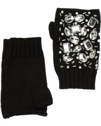 San Diego Hat Company - Jeweled Gloves - Lyst