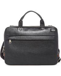 Jack Spade - Solid Briefcase - Lyst
