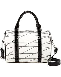 L.A.M.B. - Josie Leather Satchel Bag - Lyst