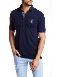 T.R. Premium | Knit Polo | Lyst