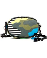 Gx By Gwen Stefani - Lucy 2 Faux Leather Camo Crossbody - Lyst