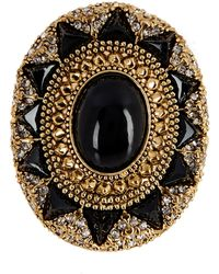House of Harlow 1960 - Wari Ruins Cocktail Ring - Size 8 - Lyst