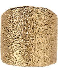 Karen Kane - Sandy Beach Band Ring - Size 6 - Lyst