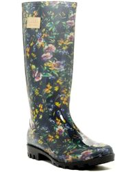 Nicole Miller Artelier - Rainyday Waterproof Rain Boot - Lyst