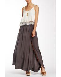 Valette   Casbah Maxi Skirt   Lyst