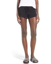 LNA - Lace-up Shorts - Lyst