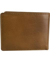 James Campbell - Leather Bifold Wallet - Lyst