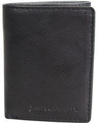 James Campbell - Leather Wallet - Lyst