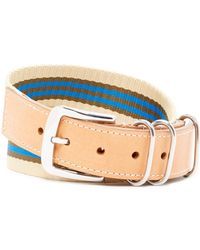 Shinola - Nylon Striped G10 Belt - Lyst