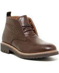 Calvin Klein Jeans - Tracen Leather Chukka Boot - Lyst