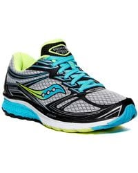 Saucony - Guide 9 Running Shoe - Wide Width Available - Lyst