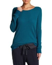 Nux - Laguna Thermal Pullover - Lyst