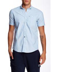 Weekend Offender - Simplicity Short Sleeve Shirt - Lyst