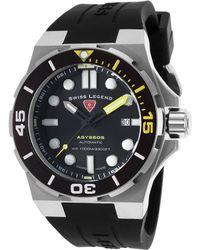 Swiss Legend - Men's Abyssos Automatic Casual Sport Watch - Lyst