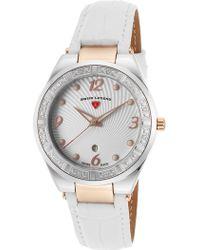 Swiss Legend - Women's Passionata Diamond Quartz Watch - Lyst
