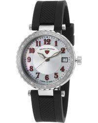 Swiss Legend - Women's Sea Breeze Diamond Casual Watch - 0.1 Ctw - Lyst