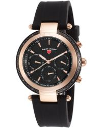 Swiss Legend - Women's Madison Diamond Multi-function Watch - Lyst