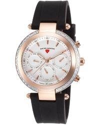 Swiss Legend - Women's Madison Diamond Multi-function Casual Watch - Lyst