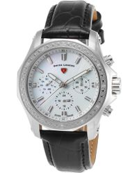 Swiss Legend - Women's Islander Diamond Multi-function Sport Watch - Lyst