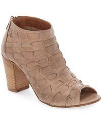 Cordani - 'belson' Leather Bootie (women) - Lyst