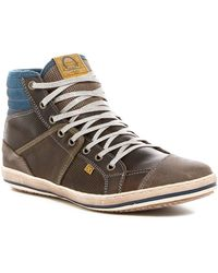 Dune - Solar Eclipse High Top Sneaker - Lyst