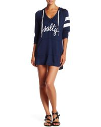 Sperry Top-Sider - Salty French Terry Cover Up - Lyst