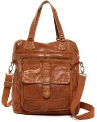 Cut N' Paste - Victoria Leather Tote - Lyst