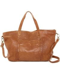 Cut N' Paste - London Leather Tote - Lyst