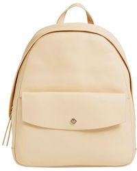 Skagen Aften Leather Backpack
