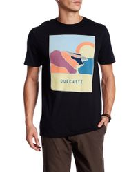 ourCaste - Coast Short Sleeve Graphic Tee - Lyst