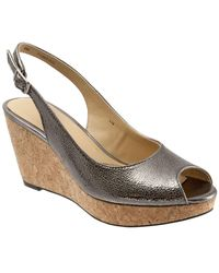 Trotters - 'allie' Slingback Wedge (women) - Multiple Widths Available - Lyst