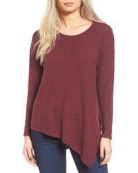 Soprano - Asymmetrical Pullover - Lyst
