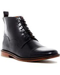 J SHOES - Raider Cap Toe Boot - Lyst