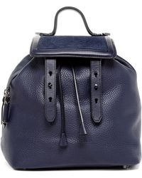 Mackage - Tanner Leather Backpack - Lyst