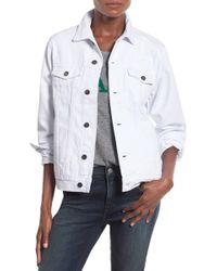 Thread & Supply - 'monterey' Denim Jacket - Lyst