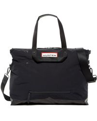 HUNTER - Original Nylon Moustache Packable Weekend Bag - Lyst