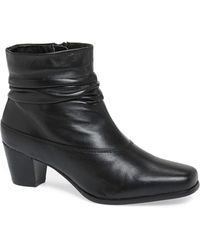 David Tate - 'vera' Boot (wide Width Available) - Lyst