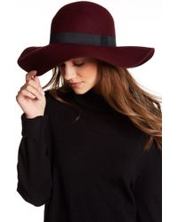 Joe Fresh - Wool Floppy Hat - Lyst