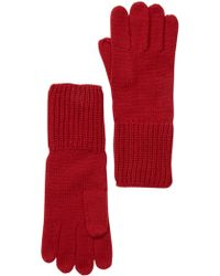 Joe Fresh - Rib Knit Glove - Lyst