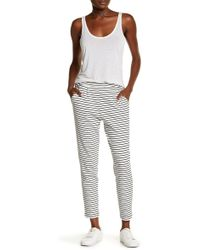 RVCA - Underline Lounge Pant - Lyst