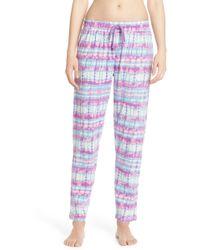 Cozy Zoe - Tie Dye Pyjama Trousers - Lyst