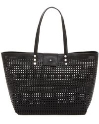 BCBGeneration - Perforated Tote Bag - Lyst