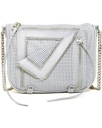 She + Lo - Let It Ride Leather Crossbody - Lyst