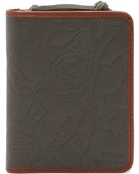 Fossil | Zip Leather Passport Case | Lyst