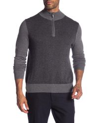 Brooks Brothers - Zip Sweater - Lyst