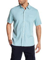 Tommy Bahama - Bobby Dylan Short Sleeve Regular Fit Shirt - Lyst